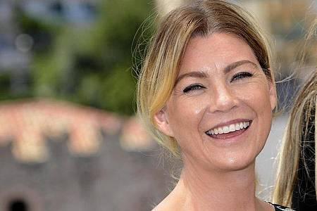 Ellen Pompeo will «Grey`s Anatomy» perfekt ausklingen lassen. Foto: Claudio Onorati/ANSA/dpa