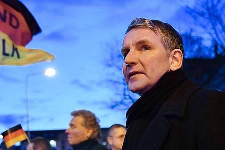 Björn Höcke, Fraktionschef der AfD im Thüringer Landtag. Foto: Martin Schutt/dpa-Zentralbild/dpa
