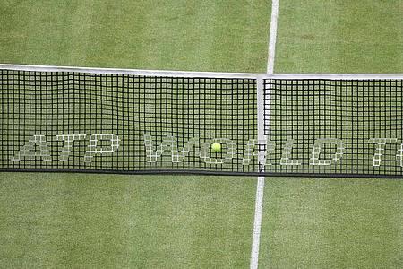 Das zum Tennis-Neustart geplante Turnier in Washington fällt einem Bericht zufolge aus. Foto: Friso Gentsch/dpa