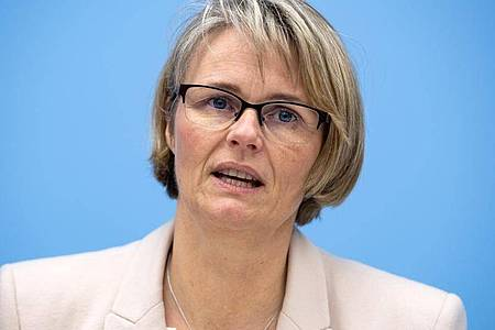 Bildungsministerin Anja Karliczek. Foto: Bernd von Jutrczenka/dpa/Archiv