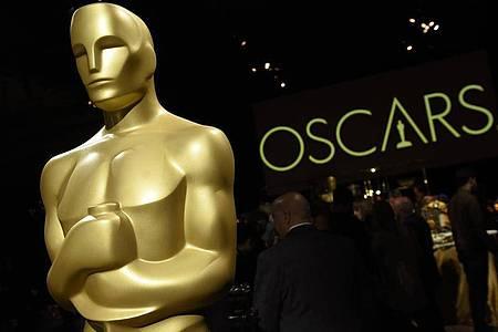 Wegen der Coronavirus-Pandemie können in diesem Jahr einmalig auch Filme in die Oscar-Auswahl kommen, die nie im Kino waren. Foto: Chris Pizzello/Invision/AP/dpa