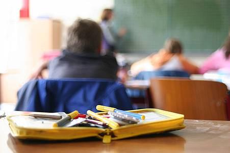 Schulunterricht an einer Gesamtschule