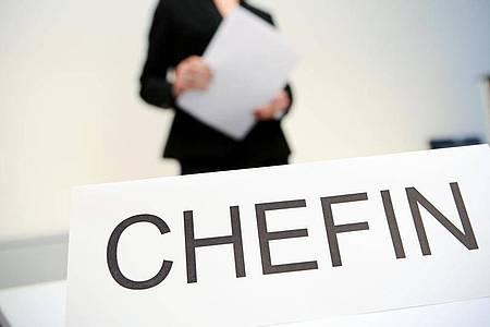 In den obersten Managementetagen der öffentlichen Unternehmen waren zu Jahresbeginn 22 Prozent Frauen vertreten. Das entspricht ein Plus von vier Prozentpunkten im Vergleich zum Vorjahr. Foto: Jan-Philipp Strobel/dpa