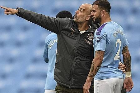 Möchte mit Manchester City gerne die Champions League gewinnen. Foto: Oli Scarff/Nmc Pool/Pool AFP via AP/dpa