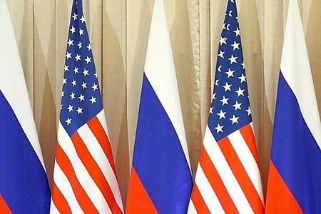 Auslöser der jüngstenSpannungen zwischen den USA und Russland war eine Interviewaussage vonUS-Präsident Biden: Dieser hatte die Frage bejaht, ob er seinen russischen Amtskollegen Putin für einen«Killer» halte. Foto: epa Sergei Ilnitsky/EPA/dpa