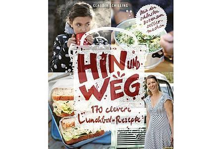Mehr Ideen für leckere Picknick-Snacks gibt Claudia Schilling im Buch «Hin und weg: Lunchbox-Rezepte für Picknick und unterwegs». Foto: Claudia Schilling/AT Verlag/dpa-tmn