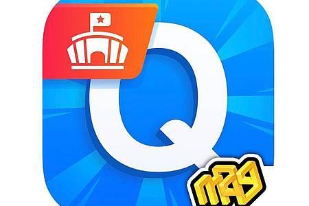 Die Game-App «Neues Quizduell!» versetzt wieder zahlreiche iOS-Nutzer ins Quizfieber. Foto: App Store von Apple/dpa-infocom