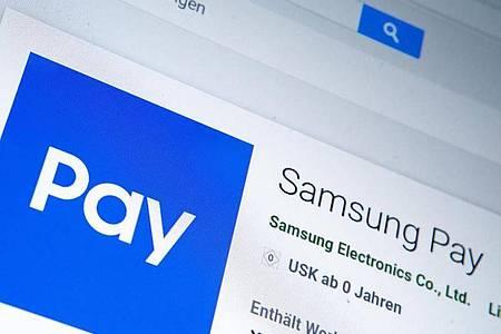 Samsung Pay startet am 28. Oktober in Deutschland. Foto: Florian Schuh/dpa-tmn