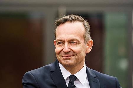 Volker Wissing ist Landesvorsitzender der FDP in Rheinland-Pfalz und Generalsekretär der Bundespartei. Foto: Andreas Arnold/dpa