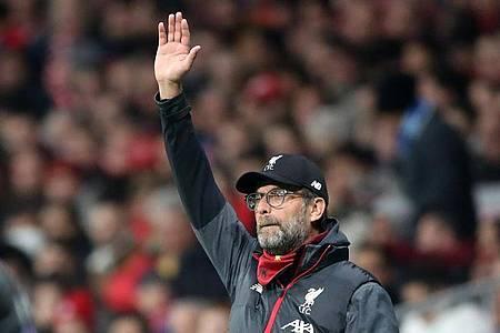 Sucht für den FC Liverpool immer Spieler mit einer besonderen Mentalität: Trainer Jürgen Klopp. Foto: Nick Potts/PA Wire/dpa