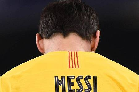 Kehrt ins Training beim FC Barcelona zurück: Lionel Messi. Foto: Franco Romano/Zuma Press/dpa
