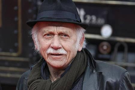 Tilo Prückner ist im Alter von 79 Jahren in Berlin gestorben. Foto: Joerg Carstensen/dpa
