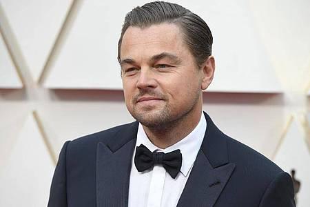 Schauspielstar Leonardo DiCaprio. Foto: Kevin Sullivan/ZUMA Wire/dpa