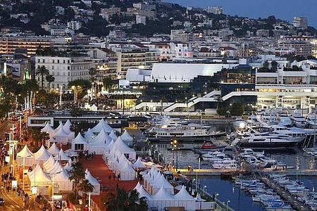 In Cannes werden wieder Filme gezeigt. Foto: Guillaume Horcajuelo/dpa