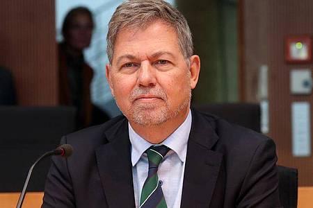 MAD-Präsident Christof Gramm. Foto: Wolfgang Kumm/dpa