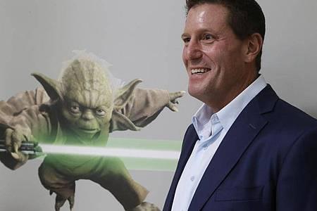 Kevin Mayer war zuletzt unter anderem für den Aufbau des im vergangenen Jahr gestarteten Streamingdienstes Disney+ zuständig. Foto: Damian Dovarganes/AP/dpa