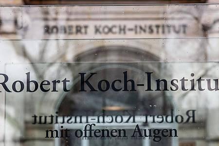 Das Robert Koch-Institut in Berlin. Foto: Paul Zinken/dpa