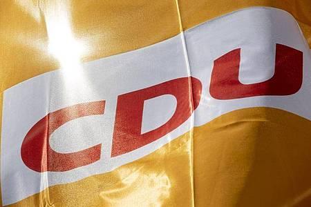 Die Christlich Demokratische Union feiert in diesem Jahr ihren 75. Geburtstag. Foto: Christoph Soeder/dpa