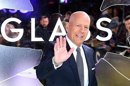 Bruce Willis wird 65. Foto: Ian West/PA Wire/dpa