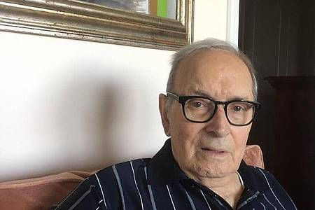 Ennio Morricone starb im Alter von 91 Jahren. Foto: Annette Reuther/dpa