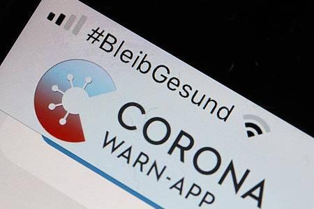 Die Entwickler der Corona-Warn-App ziehen nach 100 Tagen eine positive Bilanz. Foto: Oliver Berg/dpa