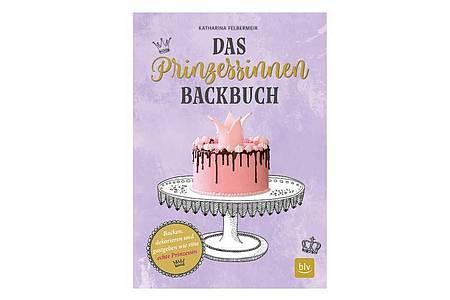 «Das Prinzessinnen-Backbuch. Backen, dekorieren und gastgeben wie eine echte Prinzessin», Katharina Felbermeir, BLV Buchverlag, 128 Seiten, 20 Euro, ISBN: 9783835418509. Foto: blv Verlag/dpa-tmn