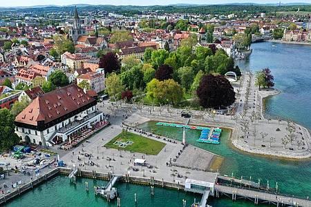 Eine für den 3. Oktober in Berlin geplante Querdenken-Demonstration soll nach Konstanz verlegt werden. Foto: Felix Kästle/dpa