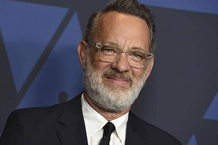 US-Schauspieler Tom Hanks bei den «Governors Awards» 2019. Foto: Jordan Strauss/Invision/AP/dpa