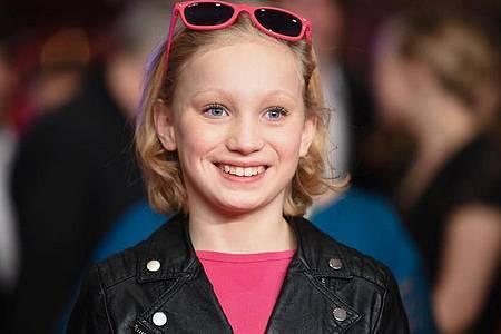 Helena Zengel ist in Hollywood keine Unbekannte mehr. Foto: Gregor Fischer/dpa