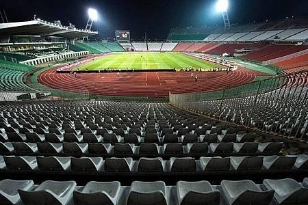 In der Puskás Aréna in Budapest sollte der Supercup vor Zuschauern ausgespielt werden. Foto: Tibor Illyes/MTI/dpa