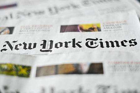 Die «New York Times» will einen Teil ihres Nachrichtenbetriebs in Hongkong nach Seoul verlegen. Die US-Zeitung begründet dies mit dem umstrittenen Gesetz zum Schutz der nationalen Sicherheit. Foto: Ole Spata/dpa