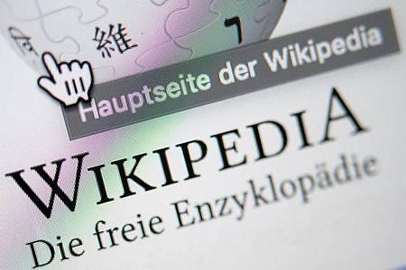 Wikipedia ist der wichtigste nicht-kommerzielle Dienst der Internet-Geschichte. Foto: Sebastian Gollnow/dpa