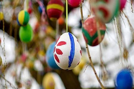 Das diesjährige Osterfest findet unter strengen Corona-Regeln statt. Foto: Klaus-Dietmar Gabbert/dpa-Zentralbild/dpa