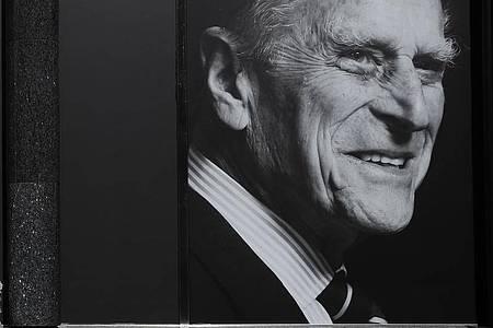 Gut eine Woche nach seinem Tod wird Prinz Philip beigesetzt, der Ehemann der britischen Königin Elizabeth II. Trauerfeier und Beerdigung finden auf Schloss Windsor statt. Foto: Alastair Grant/AP/dpa