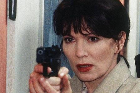 Fast 20 Jahre lang spielte Iris Berben die ZDF-Kommissarin «Rosa Roth». Foto: Rolf Kersten/dpa