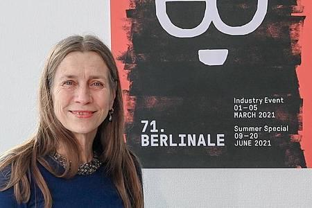 Mariette Rissenbeek, Geschäftsführerin der Berlinale. Foto: Jens Kalaene/dpa-Zentralbild/dpa