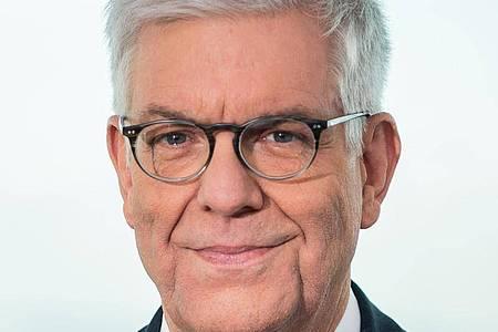 Thomas Bellut, Intendant des Zweiten Deutschen Fernsehens, macht 2022 Schluss. Foto: Andreas Arnold/dpa