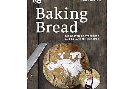 Literatur: «Baking Bread - Die besten Brotrezepte aus 28 Ländern Europas», Georg Matthes, Becker Joest Volk Verlag, 208 Seiten, 22 Euro, ISBN 978-3-95453-176-9. Foto: Deutsche Welle/dpa-tmn