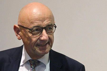 «Konstruiert»: Alfred Sauter weist die gegen ihn erhobenen Vorwürfe zurück (Archiv). Foto: picture alliance / dpa