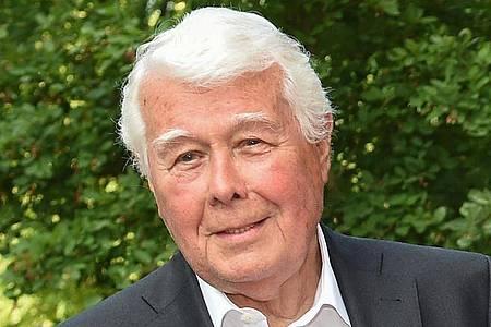 Es ist halt eine Zahl:Peter Weck wird 90. Foto: picture alliance / Uwe Zucchi/dpa