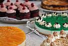 Kuchen_Kaffetrinken_Buffet_Dessert