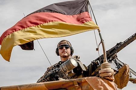 Die Bundesregierung will mehr Soldaten nach Mali in Westafrika schicken. Foto: Michael Kappeler/dpa