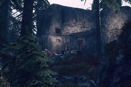 Was für Geheimnisse stecken in diesem alten Bunker?. Foto: CBE Software/dpa-tmn