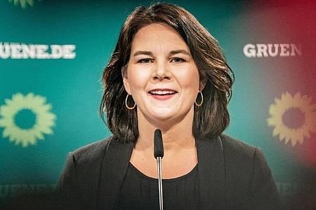 Die Nominierung von Annalena Baerbock zur Kanzlerkandidatin führt bei den Grünen zu einem Mitgliederboom. Foto: Michael Kappeler/dpa