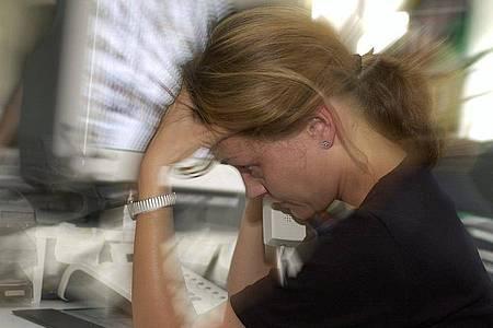 Immer mehr Menschen leiden unter psychischen Krankheiten. Die Bundesregierung will Betroffenen künftig helfen. Ein erster Anfang wäre die Enttabuisierung psychischer Leiden. Foto: picture alliance / dpa