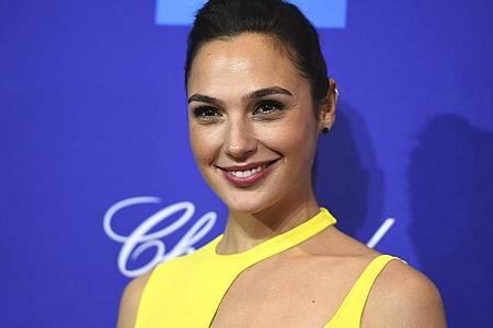 Die «Wonder Woman»-Fortsetzung mit Gal Gadot wird ein weiteres Mal verschoben. Foto: Jordan Strauss/Invision/AP/dpa