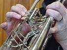 Trompete Tasten