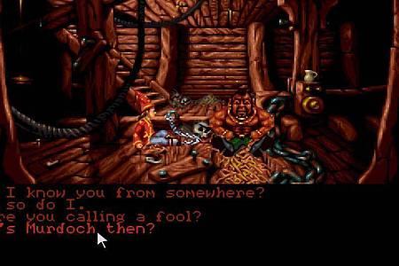 Simon gerät im gleichnamigen Spiel «Simon the Sorcerer» in eine magische Welt und muss den bösen Zauberer Sordid besiegen. Foto: Mojo Touch/dpa-tmn