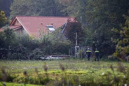 Im spektakulären Fall der isolierten Familie vom abgelegenen Hof in den Niederlanden wird der Vater strafrechtlich doch nicht verfolgt. Foto: Vincent Jannink/ANP/dpa