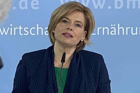 Bundesernährungsministerin Julia Klöckner (CDU), setzt sich für die Gesundheit von Kindern ein. Foto: -/BMEL /dpa